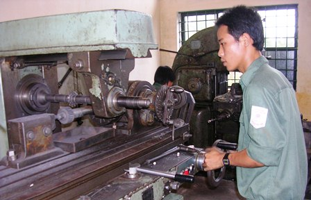 Gia công chế tạo cơ khí Tùng Yên