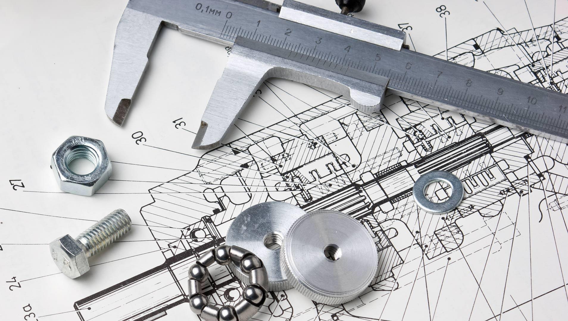 dịch vụ thiết kế cơ khí
